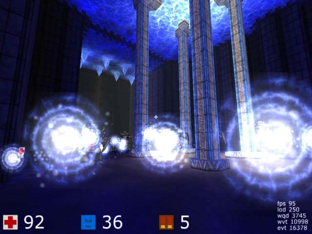 Cube 3D - Freeware Shooter SCREENSHOT 03