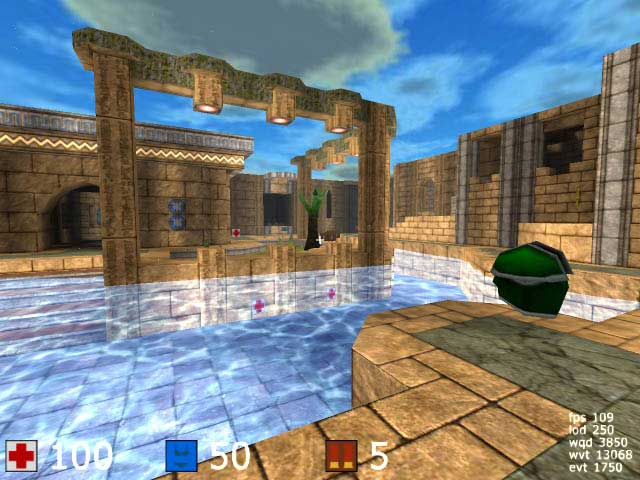 Cube 3D - Freeware Shooter SCREENSHOT 04